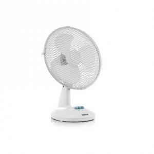 Tristar VE-5923 Desk Fan, Number of speeds 2, 20 W, Oscillation, Diameter 23 cm, White