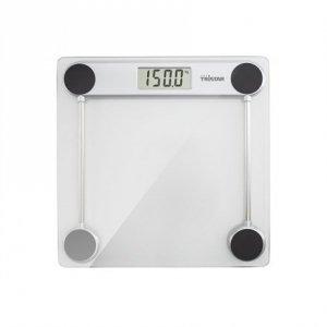 Tristar Bathroom scale WG-2421 Maximum weight (capacity) 150 kg, Accuracy 100 g, White