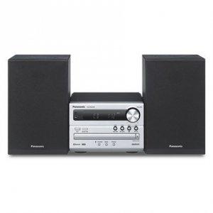 Panasonic CD Micro System SC-PM250EC-S CD player, Bluetooth,