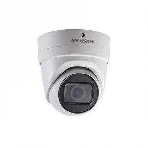 Hikvision IP camera DS-2CD2H43G0-IZS Dome, 4 MP, 2.8-12mm, Power over Ethernet (PoE), IP67, IK10, H.265+, H.265, H.264+, H.264,