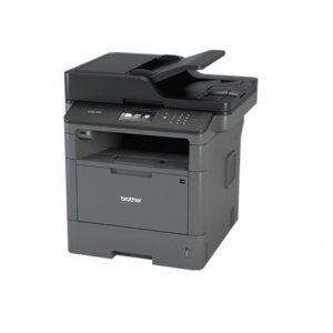 Brother DCP-L5500DN Mono, Laser, Multifunction Printer, A4, Black, Graphite
