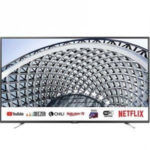Sharp 40BG5E 40 (102 cm), Smart TV, Aquos Net+, Full HD, 1920 x 1080, Wi-Fi, DVB-T/T2/C/S/S2, Black