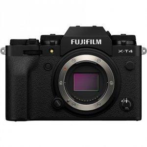 Fujifilm System Camera X-T4 Mirrorless Camera body, 26.1 MP, ISO 51200, Display diagonal 3.0 , Video recording, Magnification 0