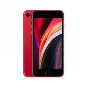 Apple iPhone SE Red, 4.7 , Retina IPS LCD, 750 x 1334 pixels, Apple A13 Bionic, Internal RAM 3 GB, 64 GB, Dual SIM, nano-SIM an