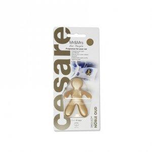 Mr&Mrs Cesare Car air freshener JCESBS18NV00 Scent for Car, Noble Oud, Gold