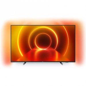 Philips 65PUS7805/12 65 (164 cm), Smart TV, Saphi, 4K UHD, 3840 x 2160 pixels, Wi-Fi, DVB-T/T2/T2-HD/C/S/S2, Grey