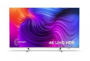 Philips 75PUS8506/12 75 (189 cm), Android, 4K UHD LED, 3840 x 2160 pixels, Wi-Fi, DVB-T/T2/T2-HD/C/S/S2, Light silver
