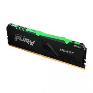 Kingston Fury Beast RGB 32 GB, DDR4, 3200 MHz, PC/server, Registered No, ECC No