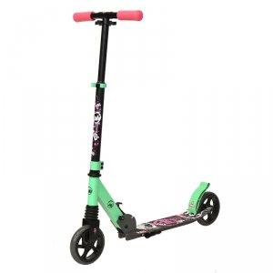 Hulajnoga PB KID Girl 145mm Różowo- Zielona