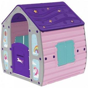 Ogrodowy domek dla dzieci Enero Toys jednorożec 102x90x109cm