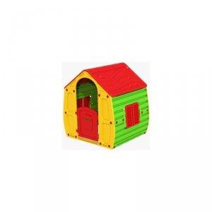 Ogrodowy domek dla dzieci Enero Toys Mag czerwony
