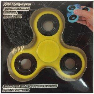 Fidget Spinner 58G Yellow
