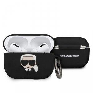 Karl Lagerfeld - Etui Apple Airpods Pro (black)