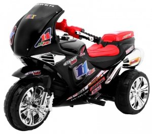Motorek RR1000 Czarny