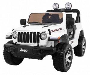 Pojazd Jeep Wrangler Rubicon Biały