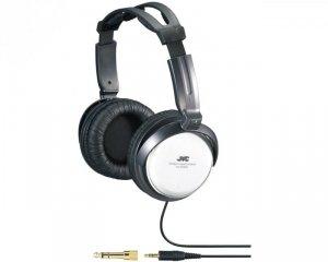 Słuchawki JVC HAR-X500E (nauszne; NIE; kolor czarny