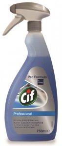 CIF Professional Płyn do Szyb  750ml