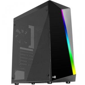 Obudowa Aerocool PGS SHARD RGB AEROPGSSHARDRGB-BK (ATX, Micro ATX, Mini ATX; kolor czarny)