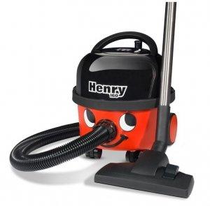 Odkurzacz workowy Do zanieczyszczeń suchych Numatic HVR160 Henry 902398 (620W; kolor czerwony) (WYPRZEDAŻ)