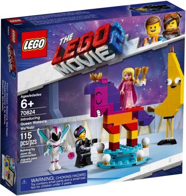 LEGO Polska Klocki Movie Królowa Wisimi I'powiewa