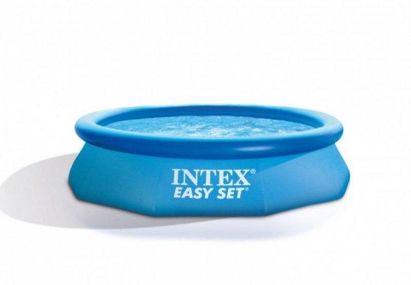 Basen Rozporowy Easy Set 10Ft / 305x76 cm z Pompą INTEX