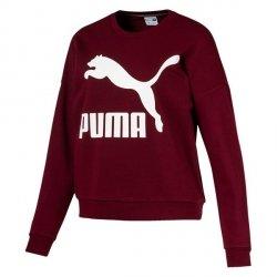 Puma bluza damska Classic Logo Crew 576245 18