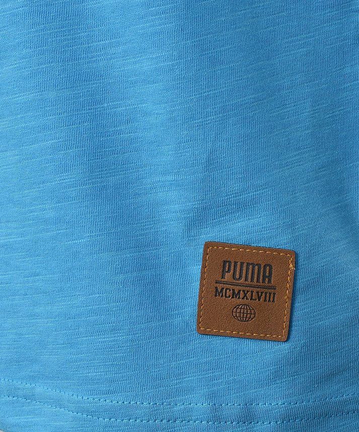Puma t-shirt koszulka Graphic Tee Bahamy 511615 51