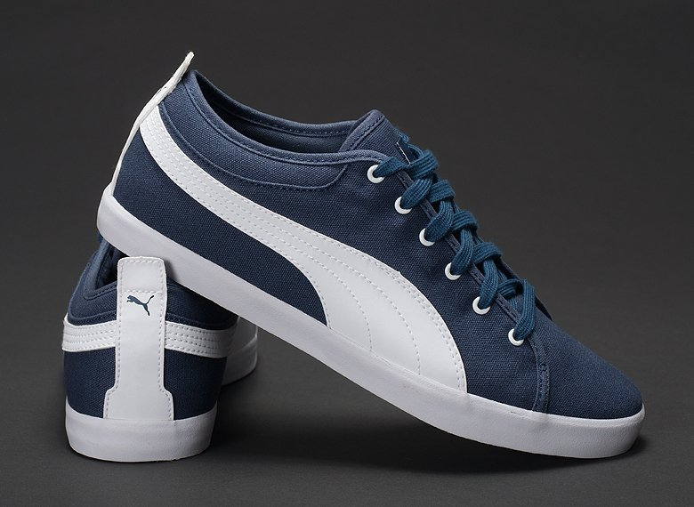 PUMA BUTY ELSU BLUCHERTOE CANVAS 356213 05
