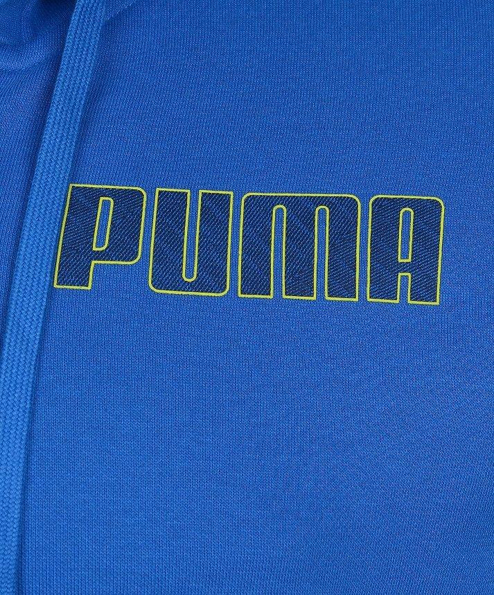 PUMA BLUZA MĘSKA HOODED SWEAT 591136 02