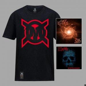 CD Opus Magnum System Crash + Rok Zero + koszulka OM