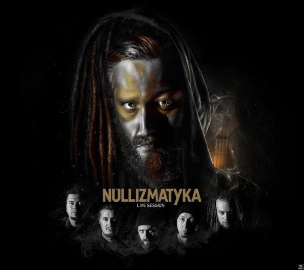 "CD Nullizmatyka ""Live Session"" z autografem"