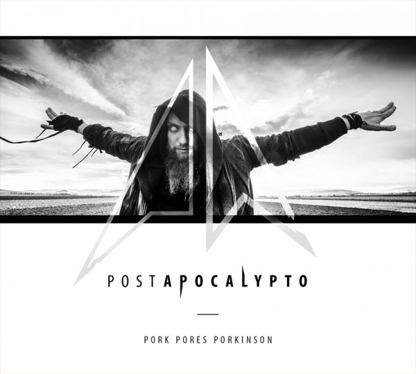 """CD Pork Pores Porkinson """"93 Mln Mil Od Słońca"""" + """"Postapocalypto"""" + Koszulka 93 MLN Mil Od Słońca"""