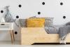 Łóżko dziecięce drewniane BOX 1 różne rozmiary