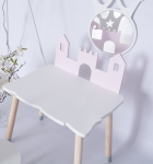 Stolik z zamkiem