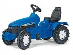 Rolly Toys Traktor na pedały New Holland 3-8 Lat