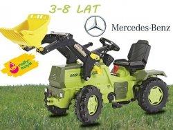 Rolly Toys Traktor na pedały Mercedes z Biegami