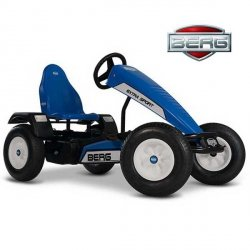 BERG Gokart Extra Sport Niebieski  BFR(Z2)
