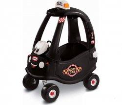 LT Samochód Cozy Coupe Czarne Taxi