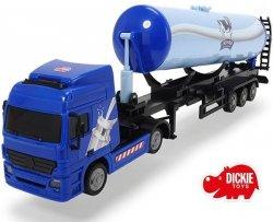 DICKIE Ciężarówka z Cysterną 42 cm