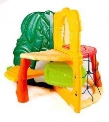 LITTLE TIKES Plac Zabaw Dżungla Zjeżdżalnia