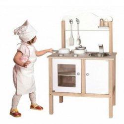 VIGA Kuchnia z Akcesoriami Biała