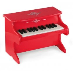 VIGA  Moje pierwsze pianino - Czerwone