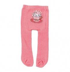 Baby Annabell Rajstopki Różowe