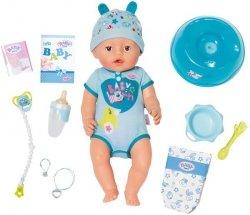 Baby Born Lalka Interaktywna, chłopiec