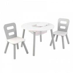Kidkraft Drewniany Stolik 2 Krzesełka Dla Dzieci
