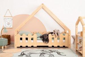 Łóżko dziecięce DOMEK DIEGO różne rozmiary