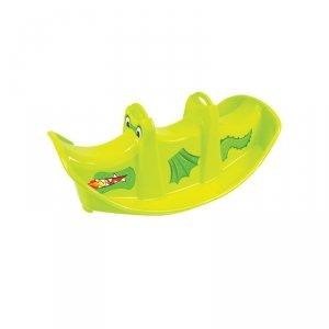 Bujak Huśtawka dla Dzieci Zielony Smok Mochtoys