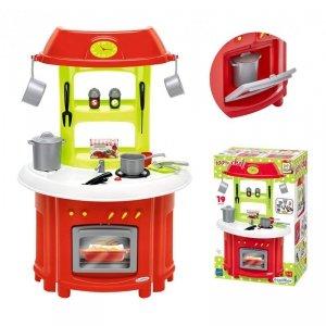 Ecoiffier Kuchnia - 19 elementów