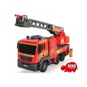 Straż pożarna Fire Engine Dickie z pompką Air Pump