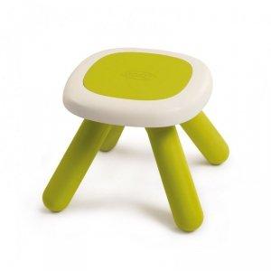 Taboret dla dzieci Smoby w kolorze zielonym